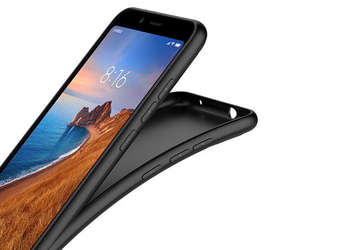 Etui Alogy silikon czarny slim case Xiaomi Redmi 7A