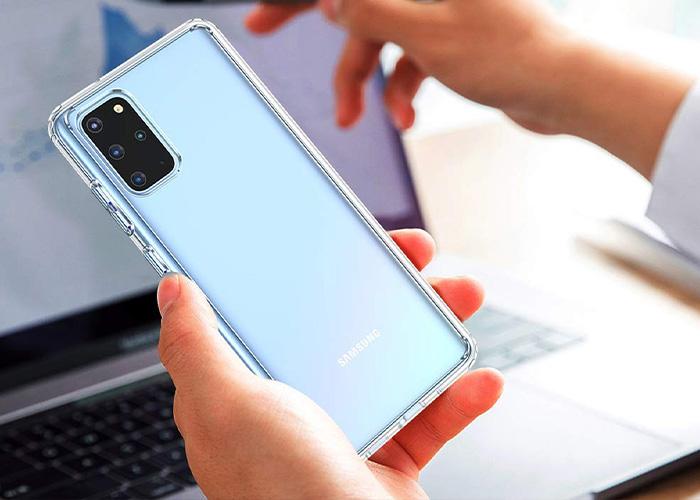 PURO 0.3 Nude - Etui Samsung Galaxy A70 (przezroczysty