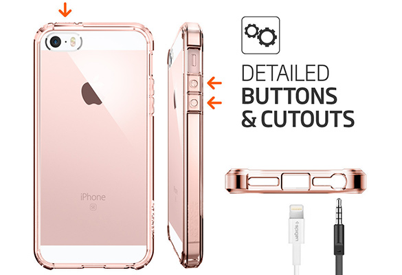 Spigen Ultra Hybrid iPhone 5 5s SE