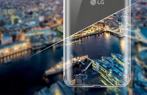 Etui LG X Power 2Crystal Case