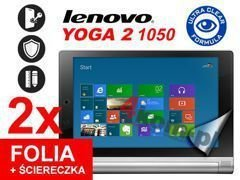 2x Folia ochronna na ekran do Lenovo Yoga 2 1050