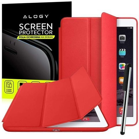 Etui Alogy Smart Case do Apple iPad Air 3 2019/ Pro 10.5 + Folia + rysik