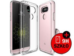 Etui Rearth Ringke Fusion LG G5 Crystal View