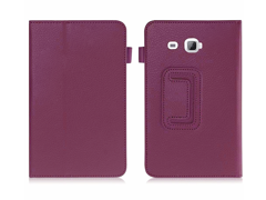 Etui STAND COVER do Galaxy Tab A 7.0 T280, T285 Fioletowe