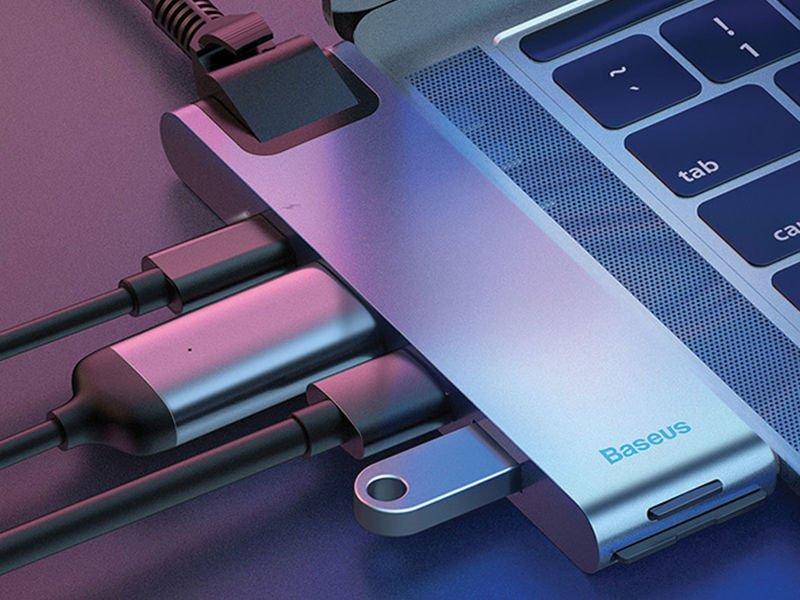 HUB do MacBook Pro
