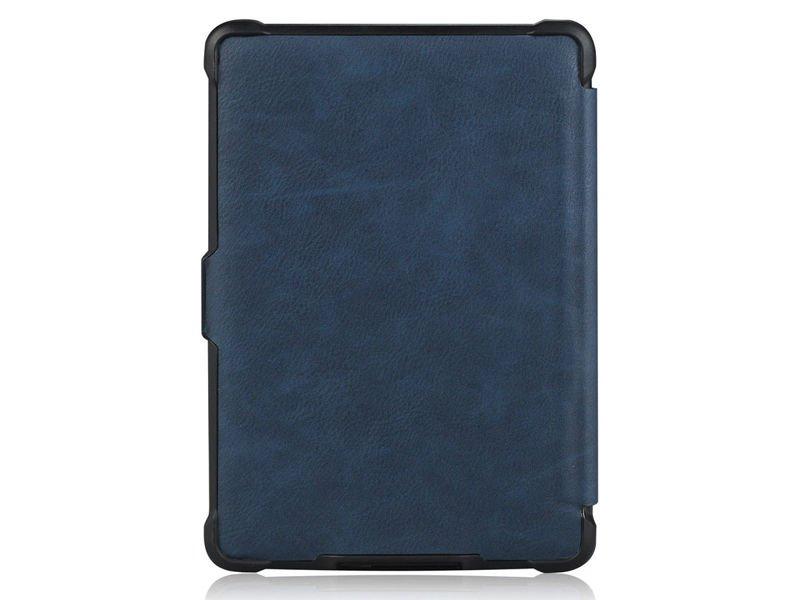 Kindle 2 Case: Etui Alogy Smart Case Kindle Paperwhite 1/2/3 Granatowe