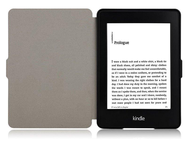 Etui Alogy Smart Case Do Kindle Paperwhite 1/2/3 Kwiatki