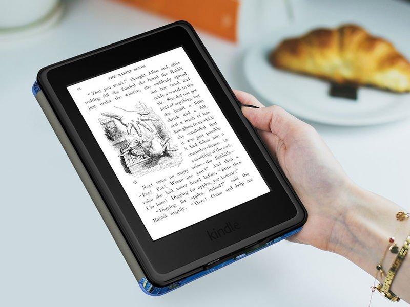 Kindle 2 Case: Etui Alogy Smart Case Kindle Paperwhite 1/2/3