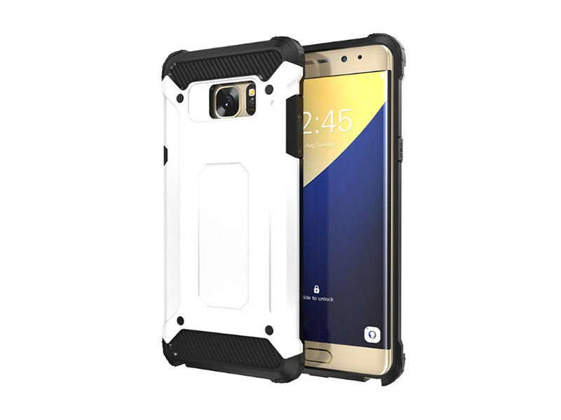 etui pancerne samsung galaxy s7 edge hard armor bia e. Black Bedroom Furniture Sets. Home Design Ideas