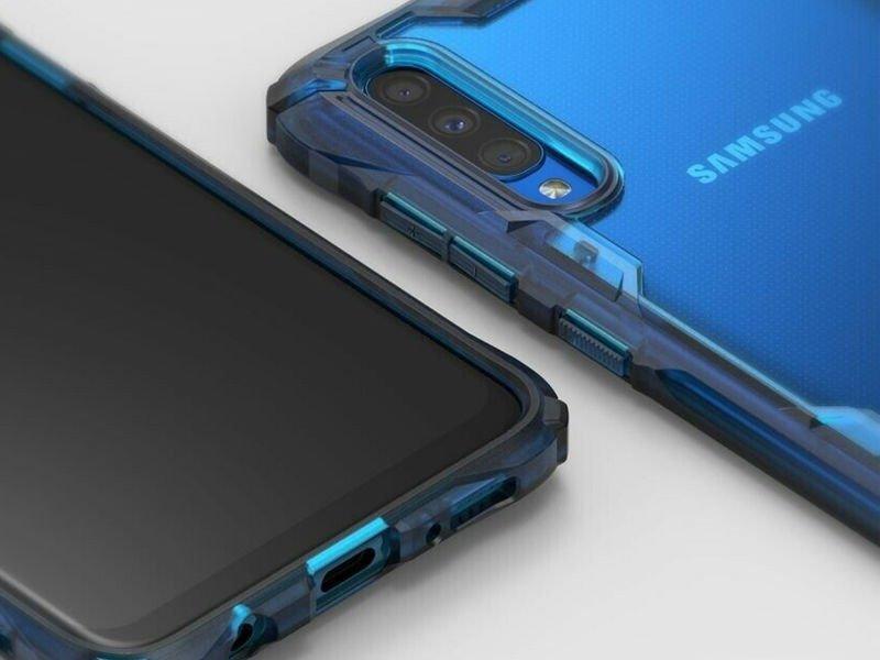 Pokrowiec na smartfon Samsung Galaxy A50