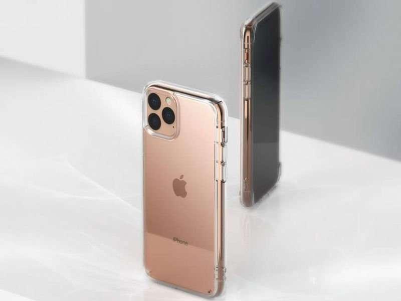 Etui Ringke Fusion iPhone 11 Pro