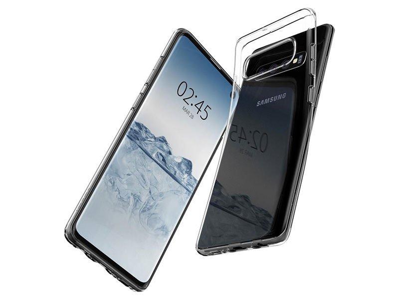 Etui Spigen Liquid Crystal Samsung Galaxy S10