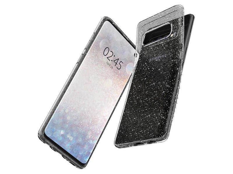 Etui SpigenLiquid Crystal Glitter Samsung Galaxy S10