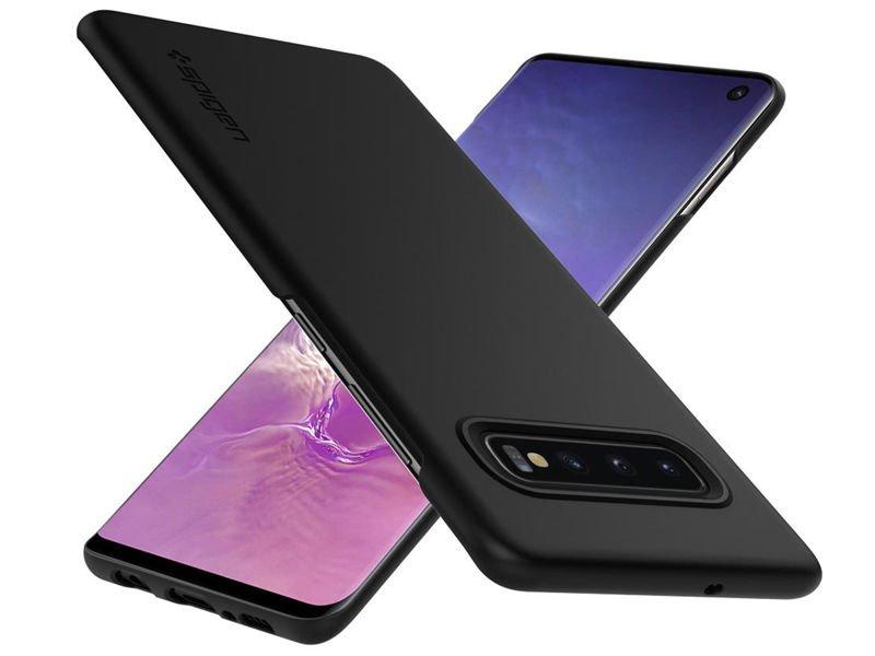 Etui Spigen Thin Fit Samsung Galaxy S10