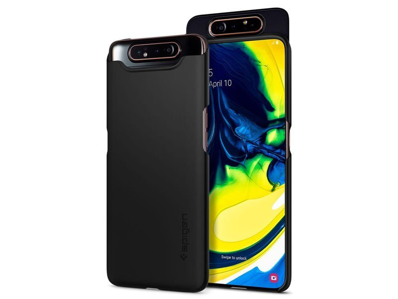 Etui Spigen na smartfon Samsung Galaxy A80