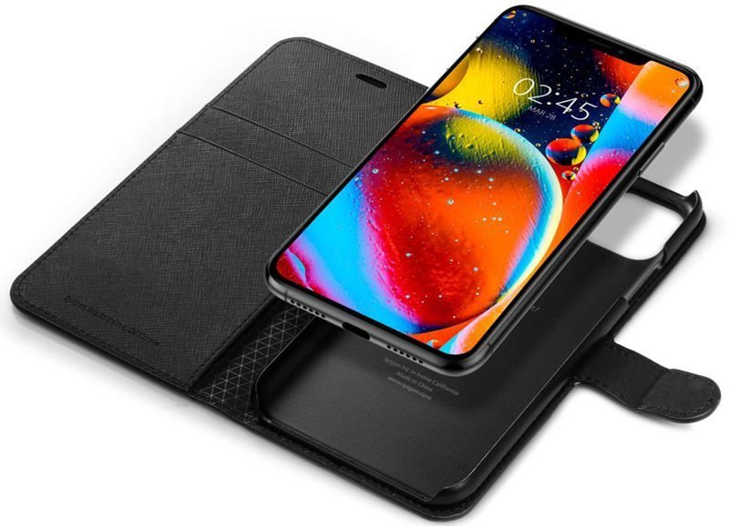 Etui Spigen Wallet S do Apple iPhone 11 Pro Max