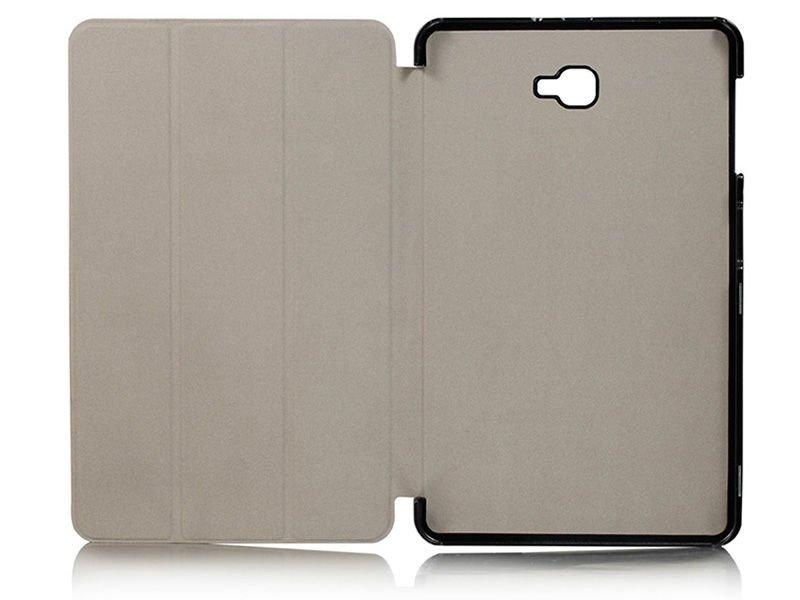 Etui Book Cover Samsung Galaxy Tab A 10 1 Czerwone Klawiatura 4kom Pl