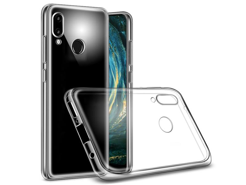Silikonowe plecki na Huawei P20 Lite