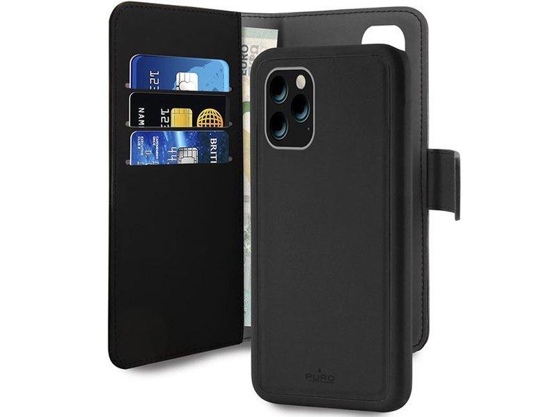 Etui obudowa PURO Wallet Detachable Apple iPhone 11 Pro