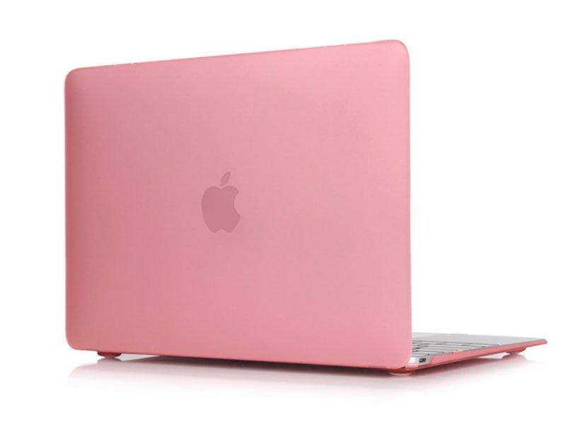 Etui Pokrowiec Hard Case Do Macbook Air 13 Różowe 4kom Pl
