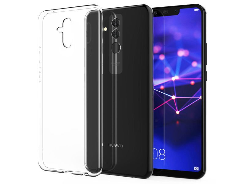 Crystal Case do Huawei Mate 20 Lite
