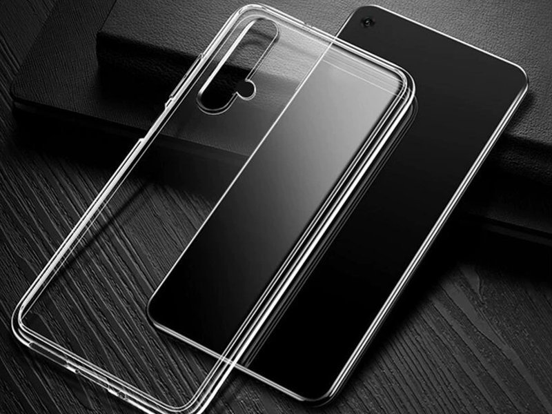 Etui na telefon z silikonu