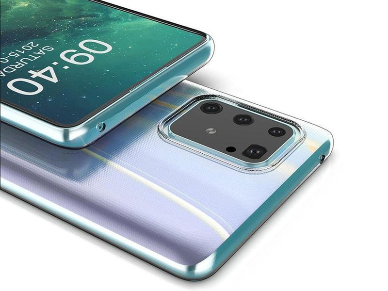 Stylowe etui na telefon Samsung S10 Lite
