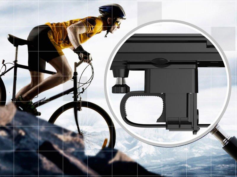 Etui uchwyt rowerowy wodoodporny na kierownicę do iPhone 7