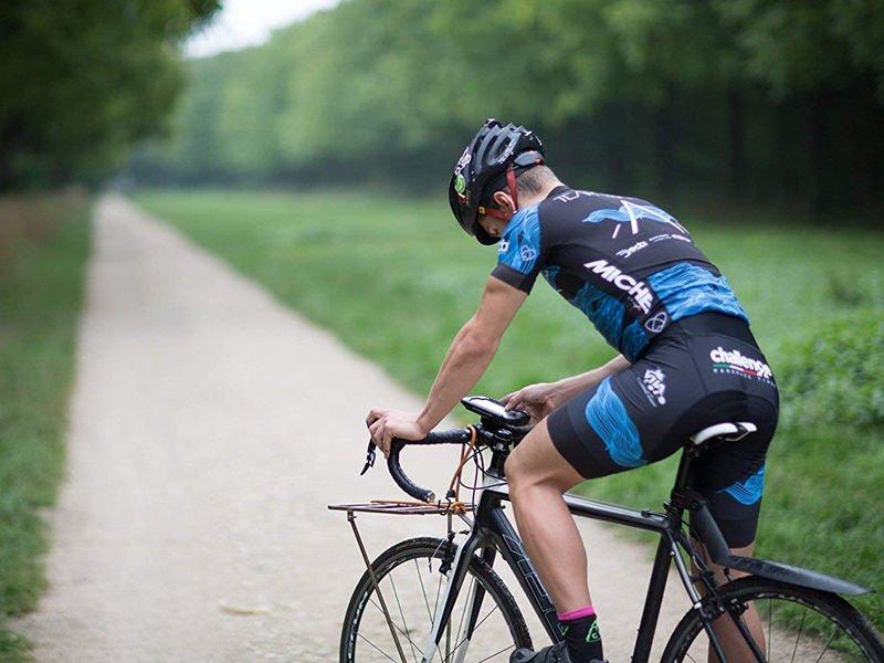 Etui uchwyt rowerowy wodoodporny na kierownicę do iPhone 8