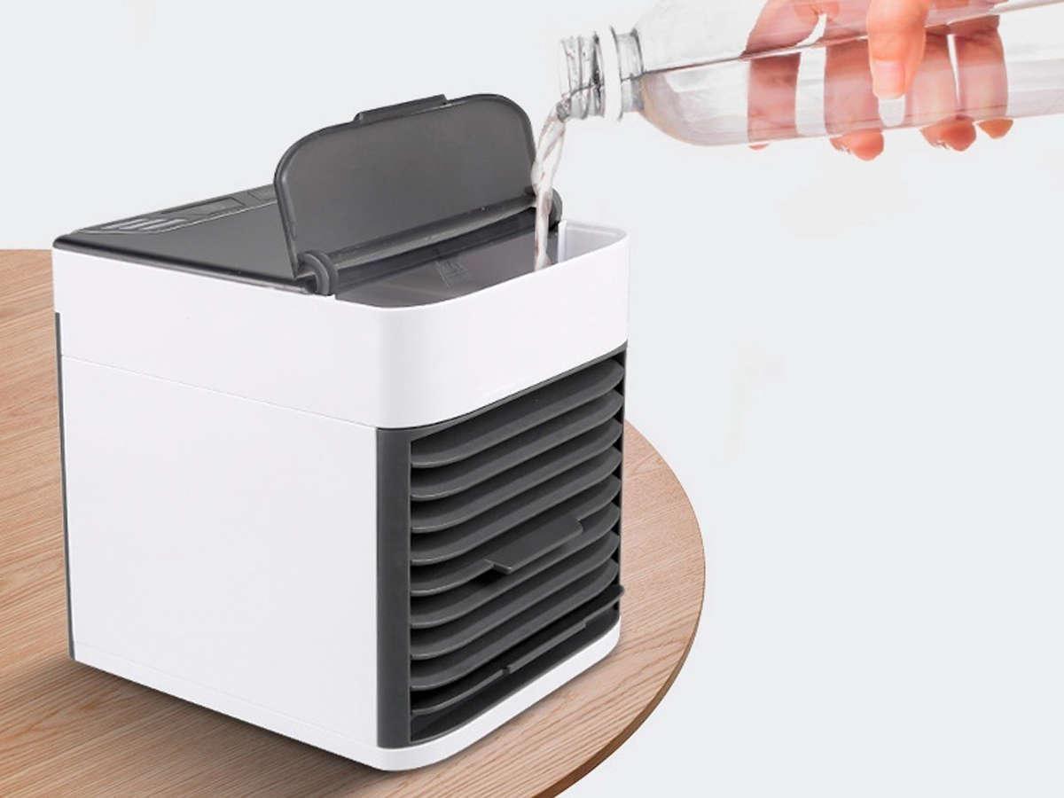 Klimatyzator przenośny domowy nawilżacz Coolly Mammoth Air Cooler
