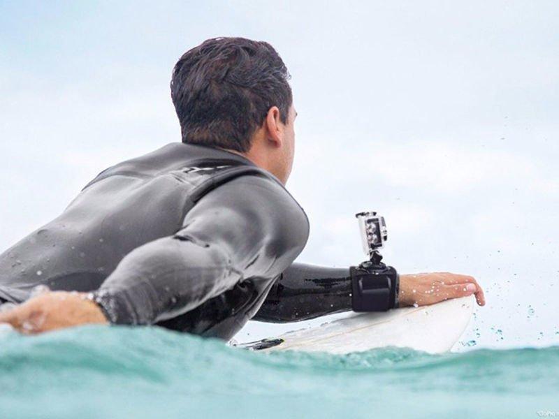 Opaska sportowa na nadgarstek rękę do GoPro Arm Strap
