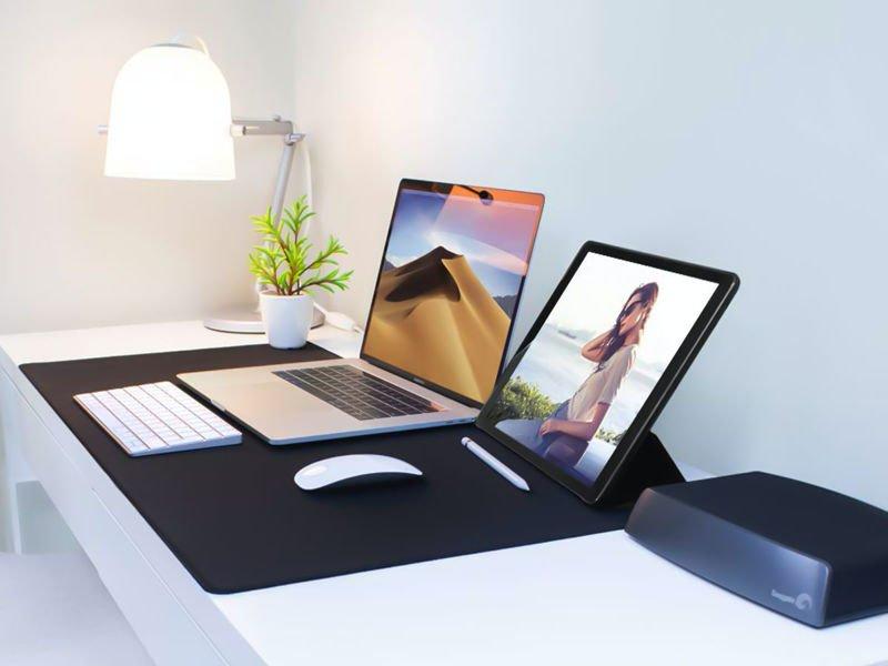 Duża podkładka na biurko