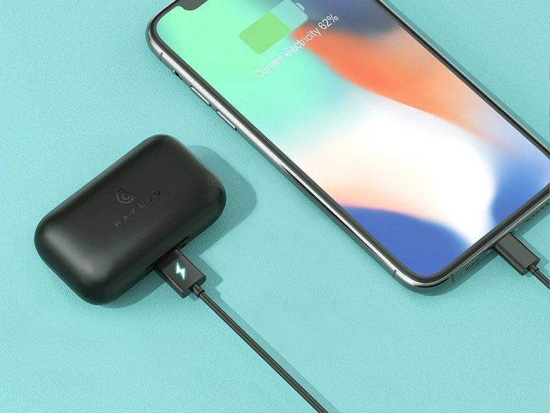 słuchawki Bluetooth z telefonem z systemem iOS