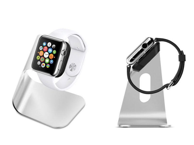 stojaki i podstawki do Apple Watch