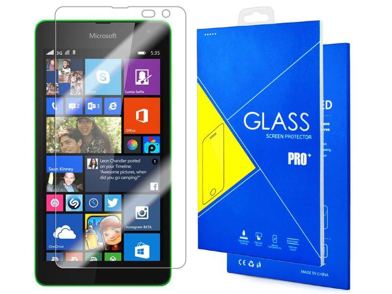 Szklo Hartowane H9 Do Nokia Lumia 535 4kom Pl