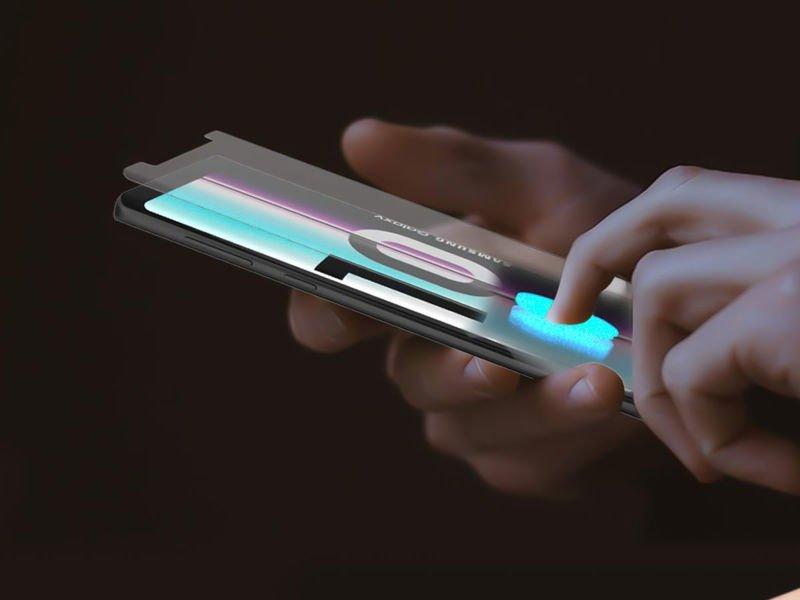 szkło hartowane do Samsung Galaxy Note 10
