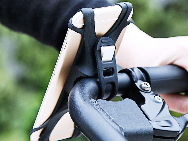 Uchwyt na telefon do roweru marki Baseus