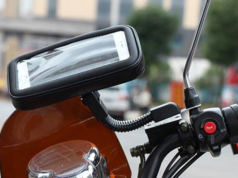 etui na telefon dla motocyklistów