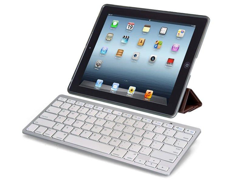 Uniwersalna Klawiatura Bezprzewodowa Bluetooth do iPad iMac