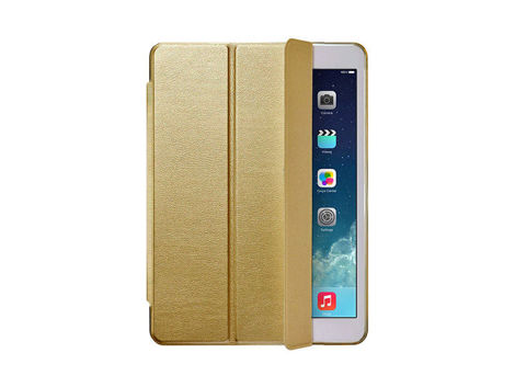 Etui Smart  Case do Apple iPad Mini 1 2 3 Złote