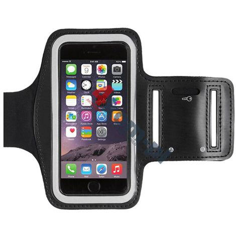 Armband opaska sportowa na ramię do iPhone 6 140x70