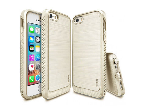 ETUI REARTH RINGKE ONYX STONE DO IPHONE SE/ 5/ 5S