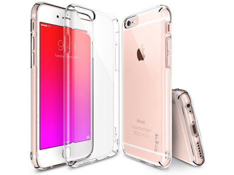 ETUI REARTH RINGKE SLIM DO IPHONE 6/ 6S CRYSTAL