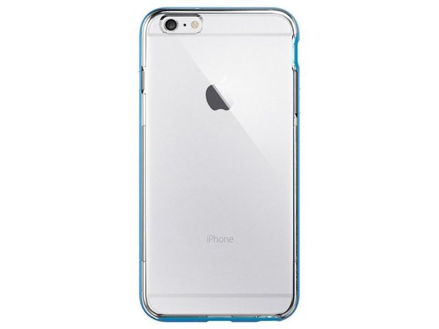ETUI SPIGEN NEO HYBRID EX IPHONE 6/6S ELECTRIC BLUE