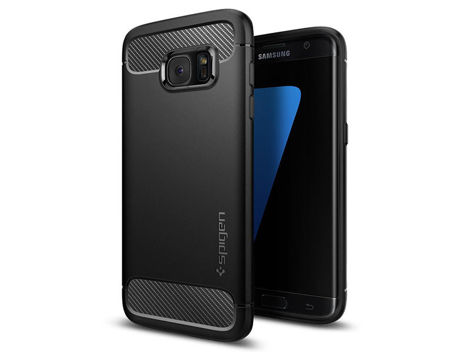 ETUI SPIGEN RUGGED ARMOR SAMSUNG GALAXY S7 EDGE