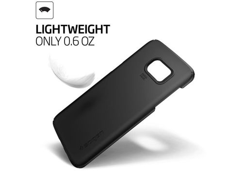 ETUI SPIGEN THIN FIT SAMSUNG GALAXY S7 BLACK