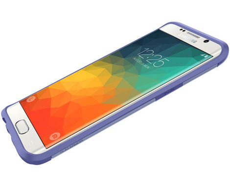 ETUI Spigen SGP Slim Armor do samsung galaxy S6 edge + Plus VIOLET
