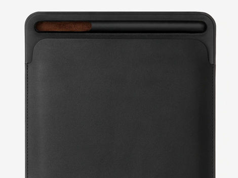 Etui Alogy leather case wsuwka Apple iPad Pro 9.7-10.5 czarne