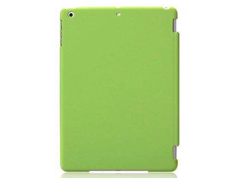 Etui Back Cover do Apple iPad Air zielone matowe