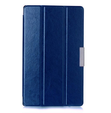 Etui Book Cover granatowy do Lenovo Tab S8-50